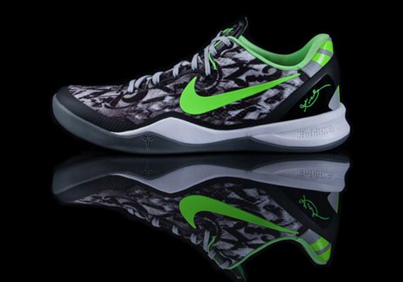 "sale retailer 3d7e8 adc83 Nike Kobe 8 ""Graffiti"" – Release Reminder"
