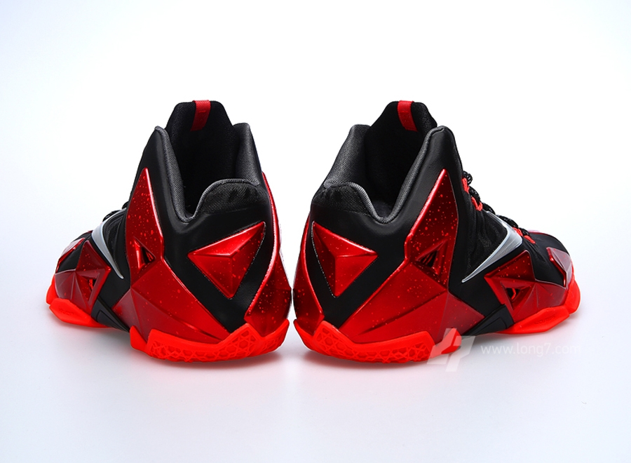 The LeBron 11 is the latest of sneakers in the Miami Heat era of King James   career. Which means fe6da0485