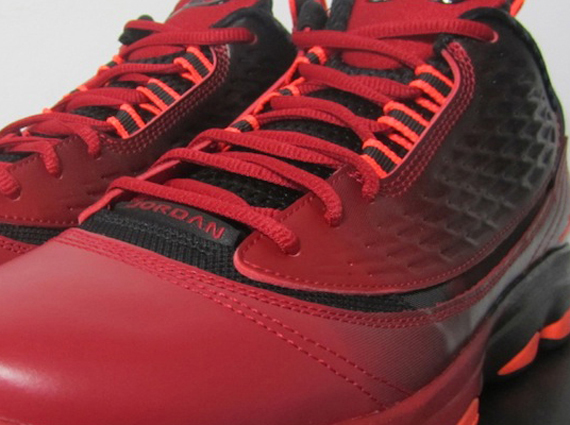 quality design dbab4 725c2 ... real jordan cp3.vi ae gym red total crimson black sneakernews 5519e  e2458