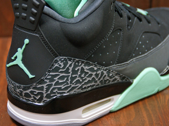 half off 64a15 e40e6 ... discount code for the jordan son of mars low green glow will release on  august 31st