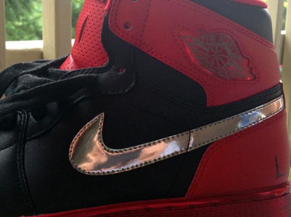 f89cdb2a56b8 Justin Timberlake x Air Jordan 1 High