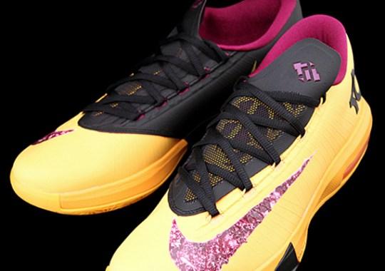 "Nike KD 6 ""PBJ"""