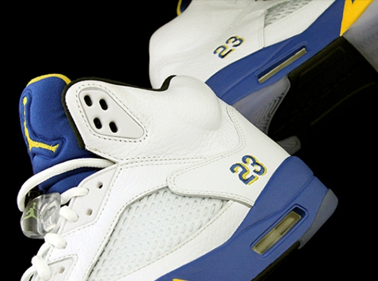 """Laney"" Air Jordan 5"