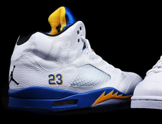 "Air Jordan V ""Laney"" – Release Date"