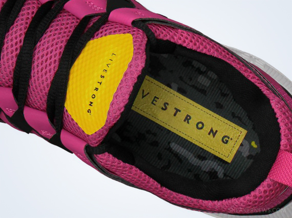 new concept 2db72 7f884 LIVESTRONG x Nike Free Trainer 5.0 - SneakerNews.com