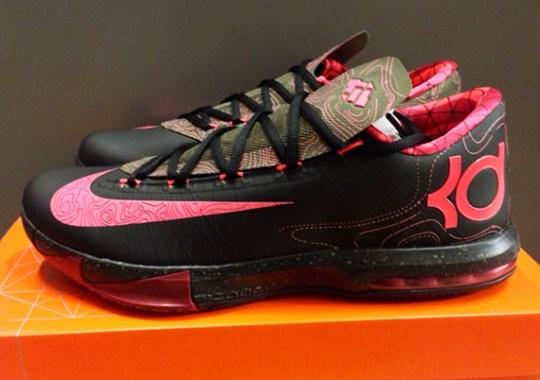 "Nike KD 6 ""Meteorology"" – Release Reminder"