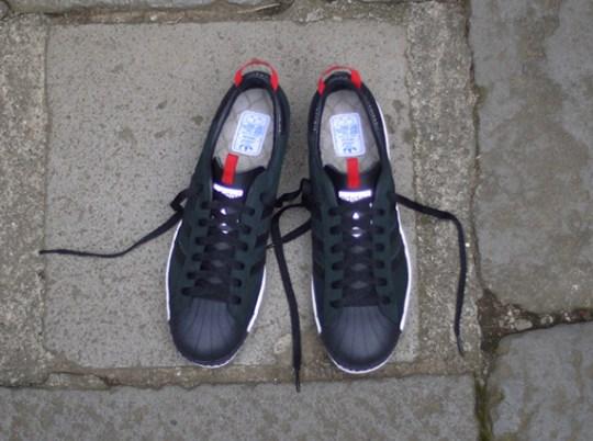 "mita sneakers x adidas Superstar 80's ""Python"""