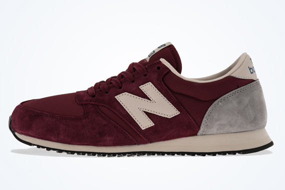 6f71ba246769 official image is loading new balance 420 classic 70 039 s running 234aa  5f089  usa burgundy look chosen for the final 990 og adding grey to the  heel as it