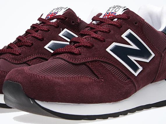 świeże style sprzedaż uk najwyższa jakość New Balance 670 - Burgundy - Navy - White - SneakerNews.com