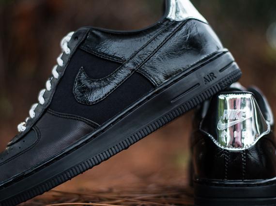 Nike Air Force 1 Downtown - Black