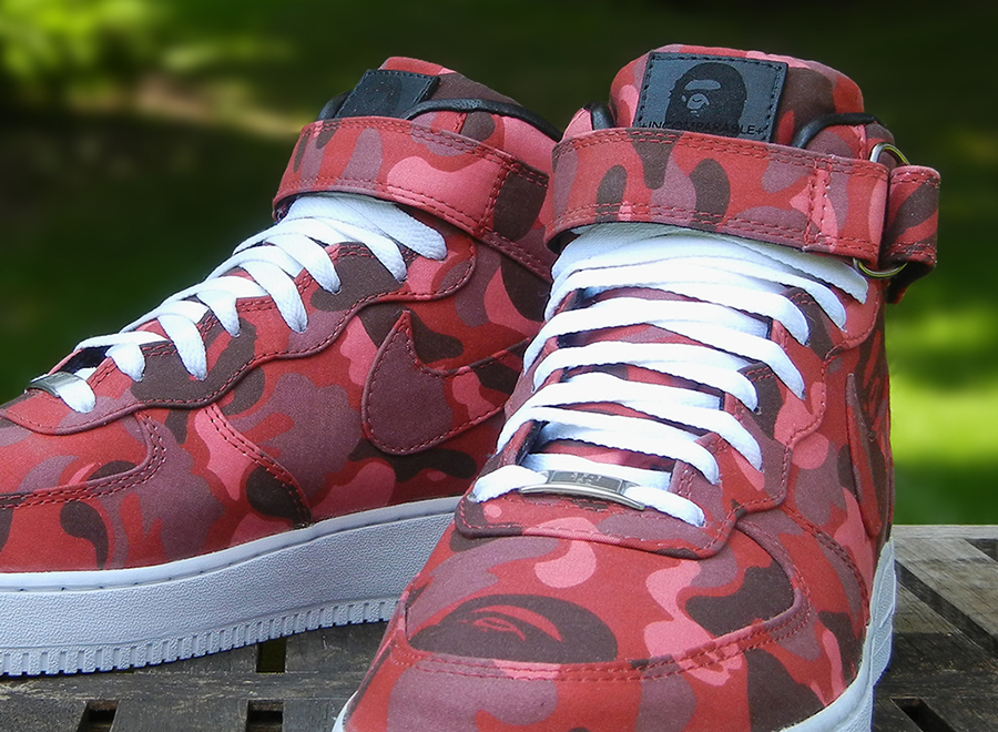 newest ea88f 85e4e Nike Air Force 1 Mid