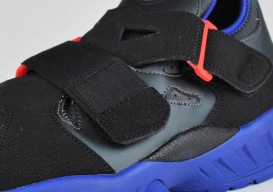 Nike Air Huarache Trainer '94 – Black – Blue – Red | Unreleased Sample