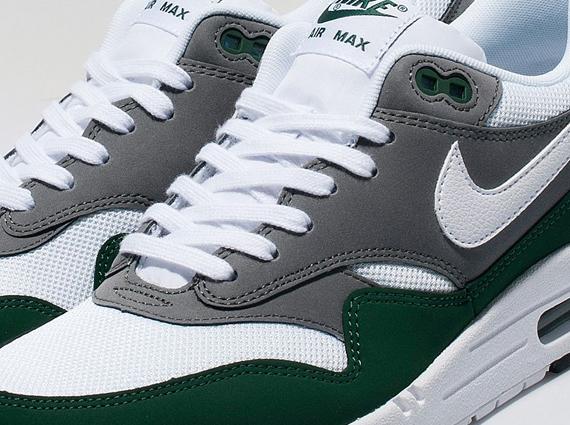 White Max Air Nike Green 1 Grey 1lTFcJ3K