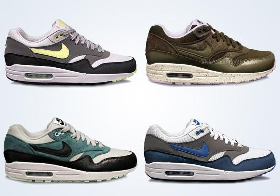Nike Air Max 1 - October 2013 Releases - SneakerNews.com