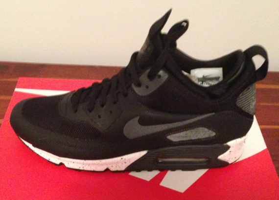 new style ebc02 50de7 Nike Air Max 90 Mid No Sew - SneakerNews.com