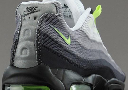 """Nike Air Max 95 Premium Tape """"Neon"""""""