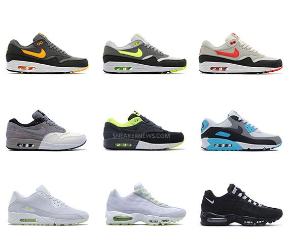 Nike Gamme Air Max