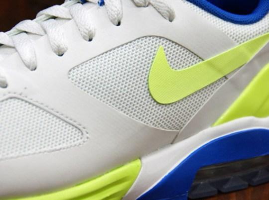 Nike Air Max Terra 180 – Summit White – Hot Lime – Blue Sapphire