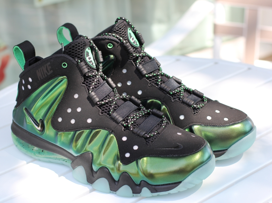 Nike Barkley Posite Max Green Black