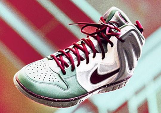 "Nike Dunk Free ""Greenwich"""