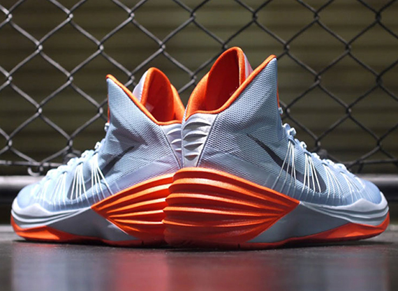 the latest 07559 ea709 Nike Hyperdunk 2013. Light Armory Blue Armory Slate-Team Orange 599537-400