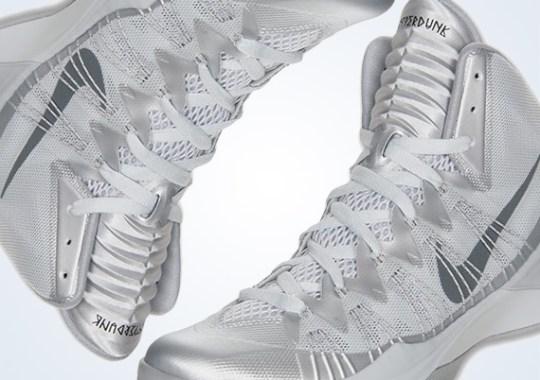 Nike Hyperdunk 2013 – Pure Platinum – Dark Grey – Wolf Grey