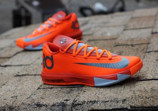 "Nike KD 6 ""NYC 66"""