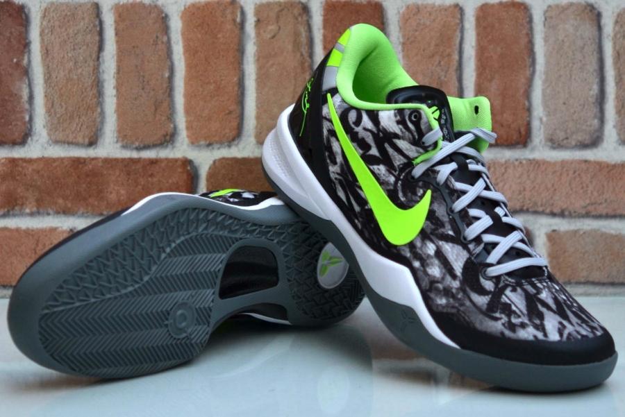 "Nike Kobe 8 ""Graffiti"" - Release Date - SneakerNews.comKobe 8 Colorways"