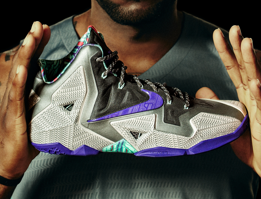 """13fb1af50163 Here is a first look at the Nike LeBron 11 """"Terracotta Warrior"""""""
