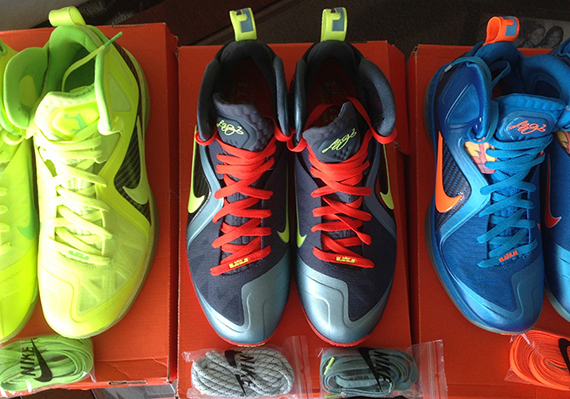 huge discount 245fd bf5e8 Nike LeBron 9 Elite – Sample Lot on eBay