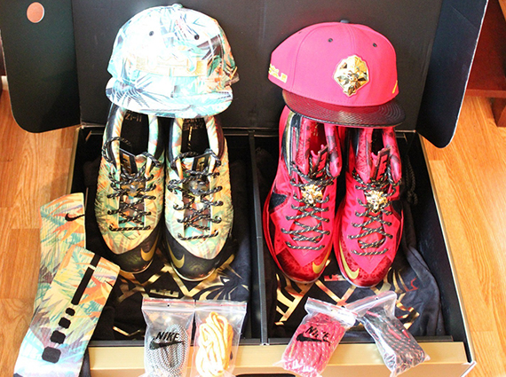 6e2633cfd449 Nike LeBron X