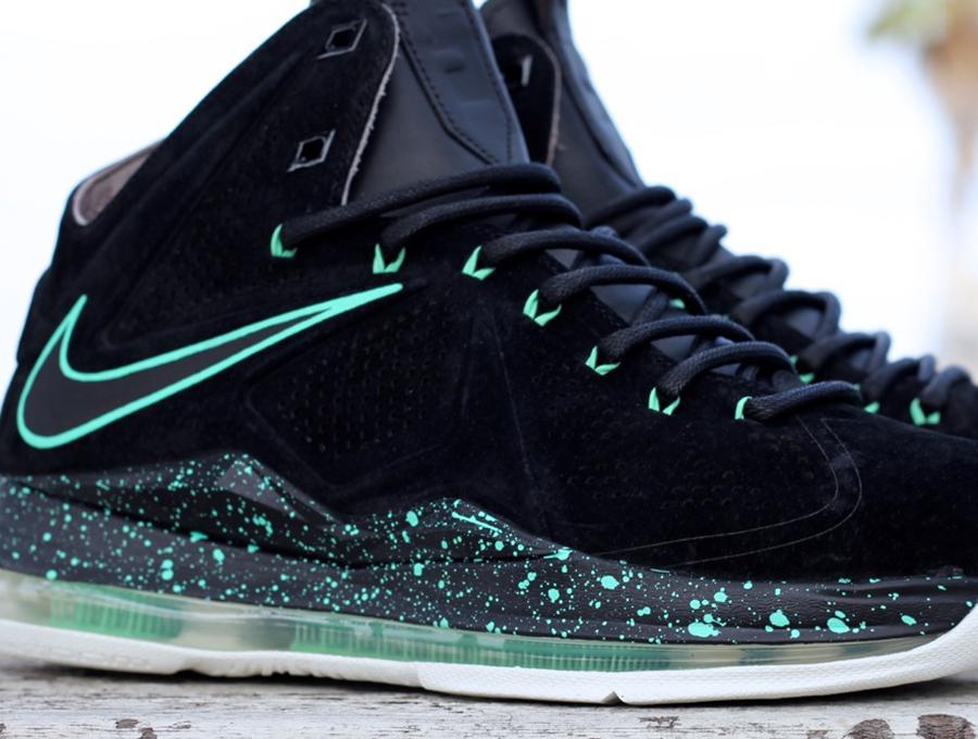 "Nike LeBron X ""DNYW"" Customs by PK Zuniga"