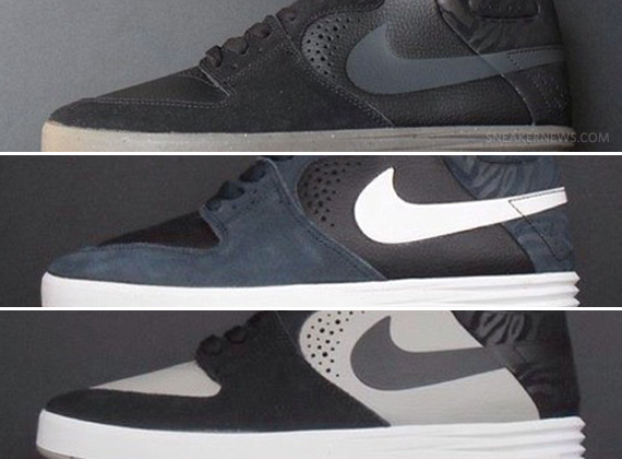 Nike SB P-Rod 7 High - Upcoming Colorways - SneakerNews.com