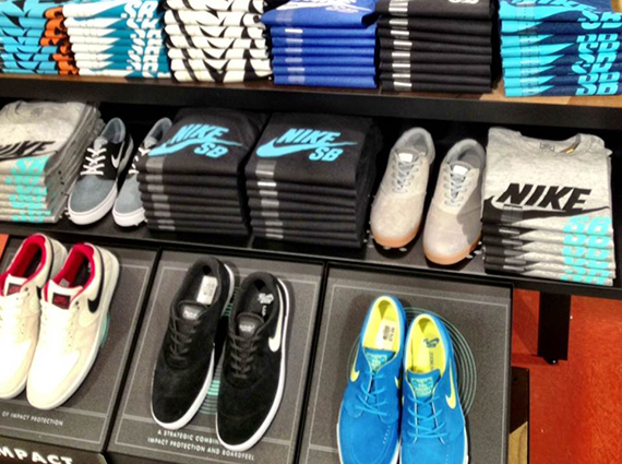 Nike SB Now Available at Dick's Sporting Goods