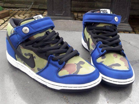 Made for Skate x Nike SB Dunk Mid