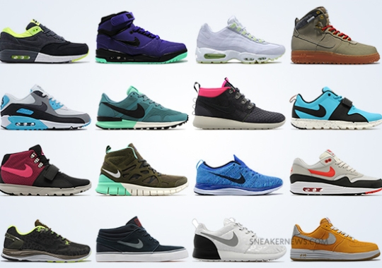 Nike Sportswear October 2013 Preview