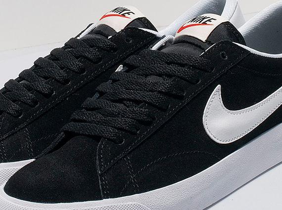 cfb54fc61562 Nike Tennis Classic AC - Black - White - SneakerNews.com