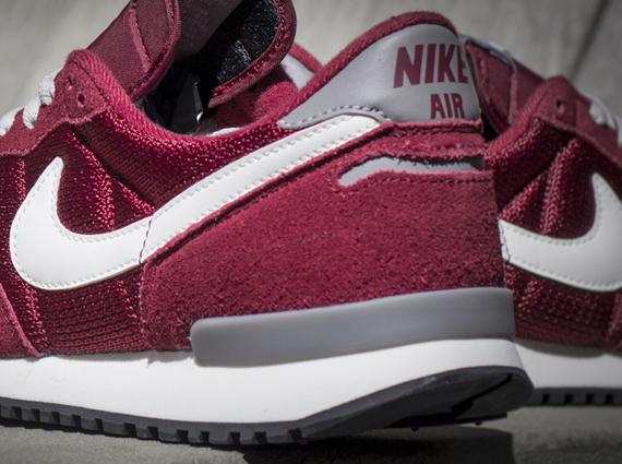 new arrival 84eba d760a Nike Air Vortex – Team Red – Newsprint – Sail