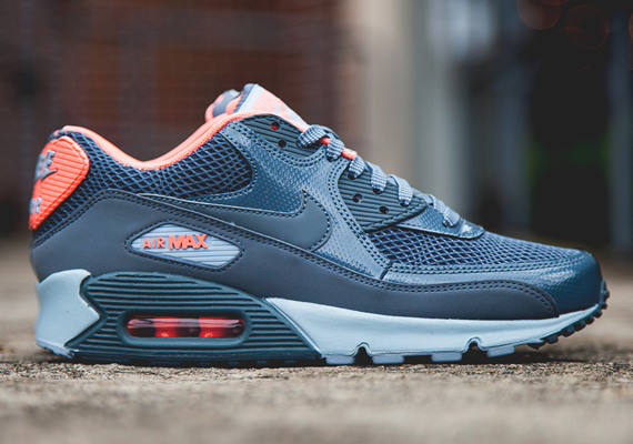 Nike WMNS Air Max 90 Armory Slate Light Armory