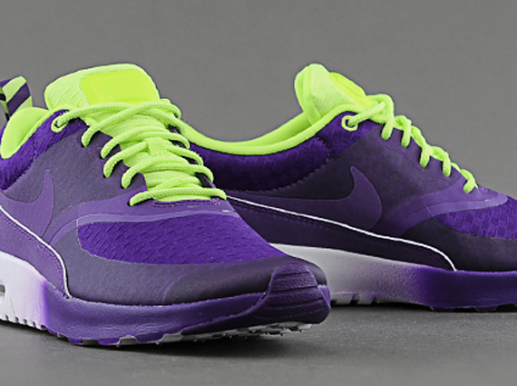 7a33c11ab9 Nike WMNS Air Max Thea Woven - Electric Purple - SneakerNews.com