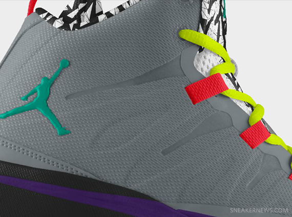 timeless design 82c4e 044ea Jordan Super.Fly 2 – Available on NIKEiD