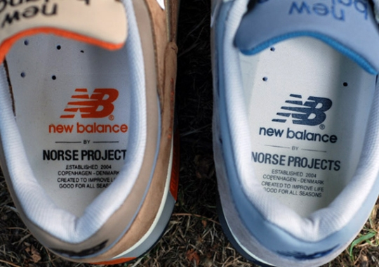 Norse Projects x New Balance 1500 – Arriving at Additional Retailers