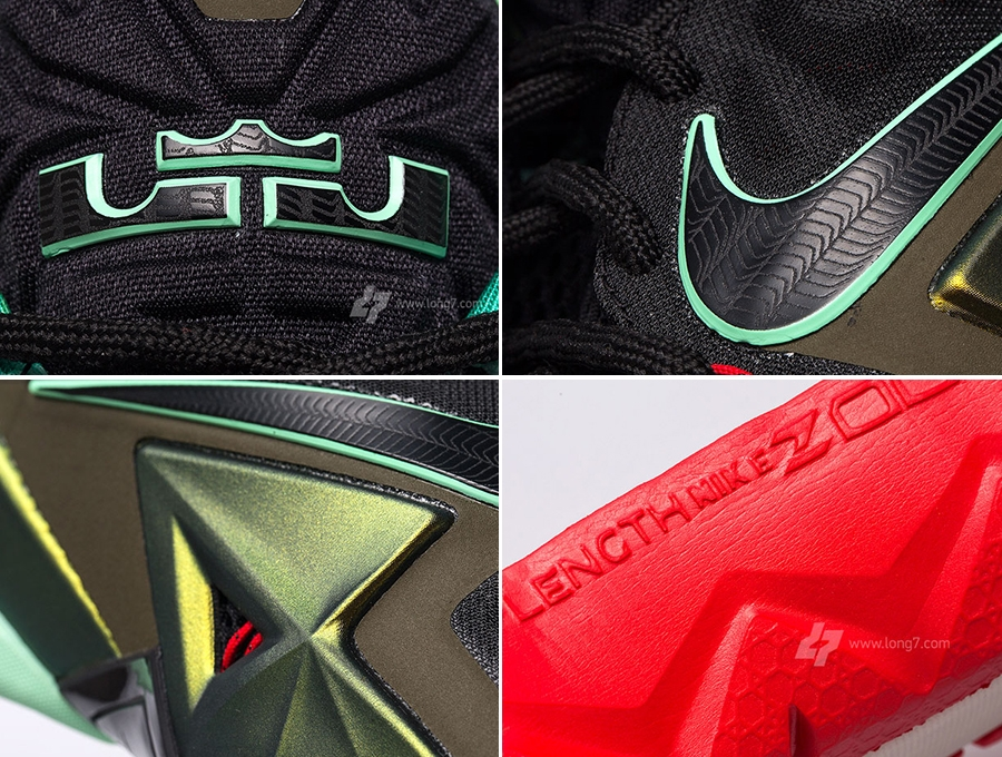 LeBron 11 Details
