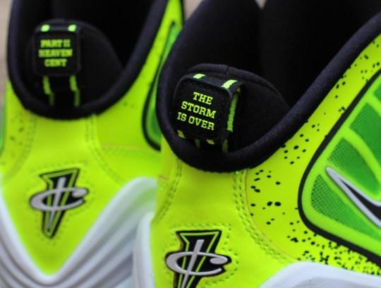 "Nike Air Penny V ""Highlighter"" – Release Date"
