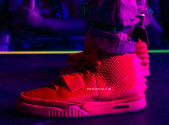 "Air Yeezy 2 ""Red October"" Winners May Not Receive Sneakers Till 2014"