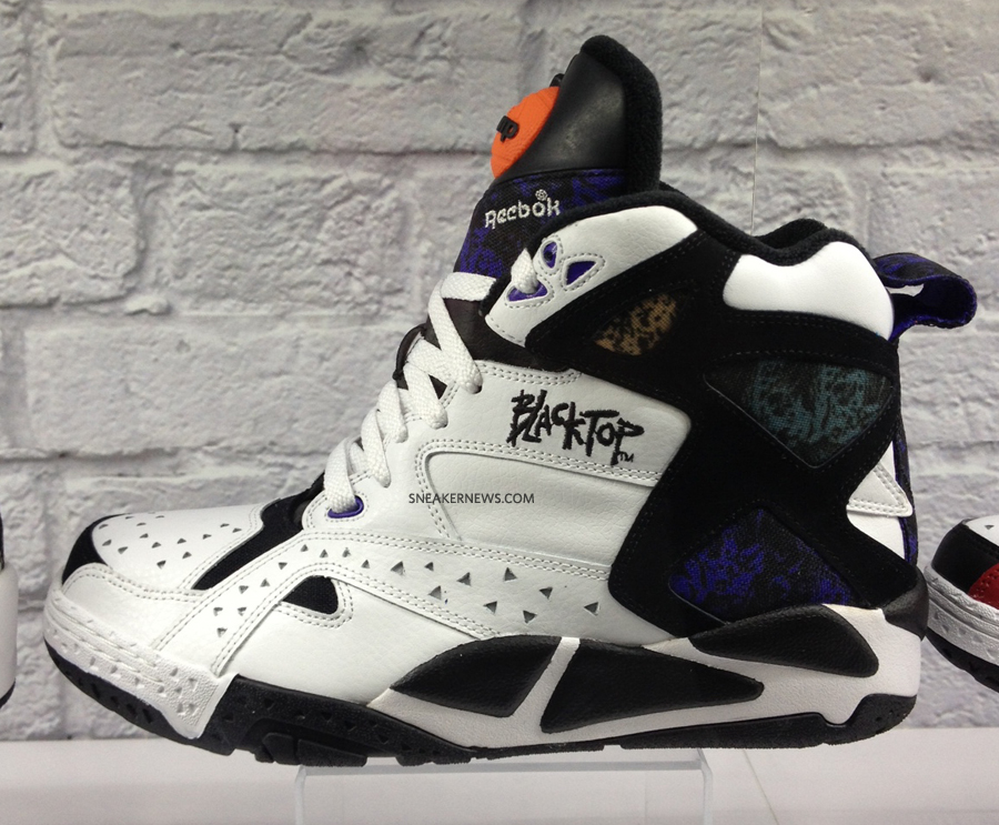 c506ef701e48 Continue reading to see the latest angles on the 2013 Reebok Pump Blacktop  Battleground II and check back in as we wait for their Spring 2014 arrival.