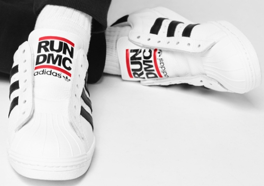 "RUN DMC x adidas Originals Superstar 80s ""Injection"""