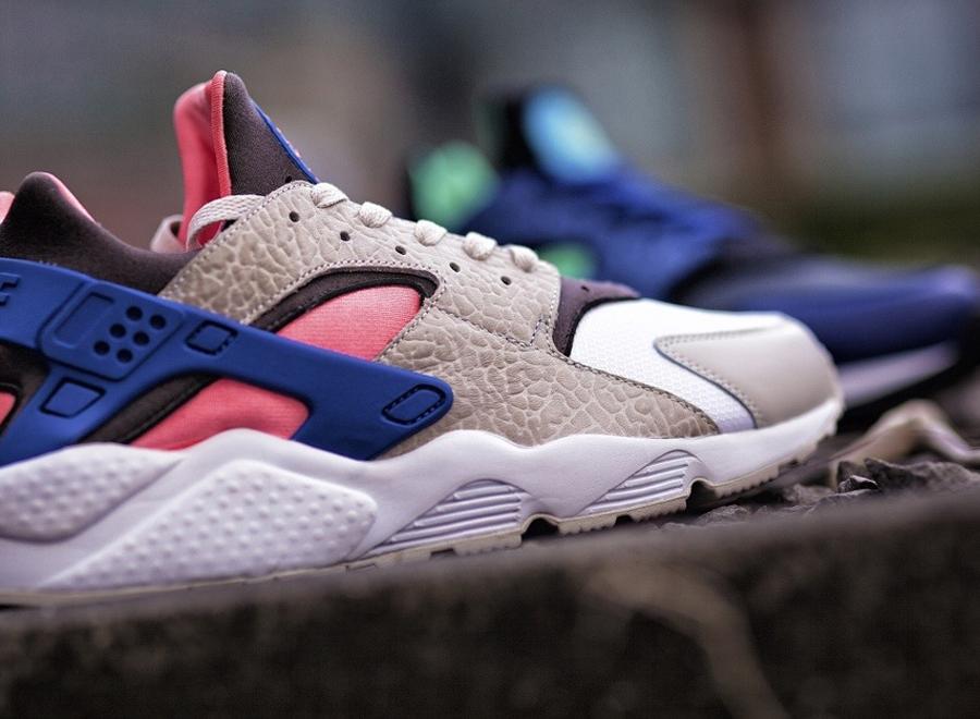 409488d6a7da Size  x Nike Air Huarache - SneakerNews.com