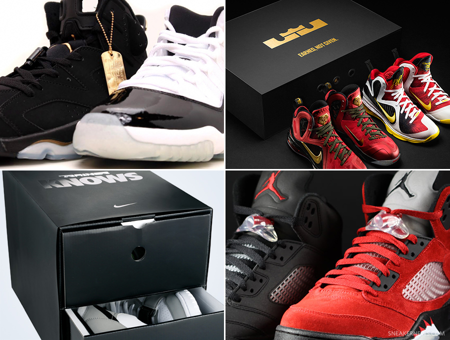 It's a Celebration: A Look Back at Significant Sneaker Packs