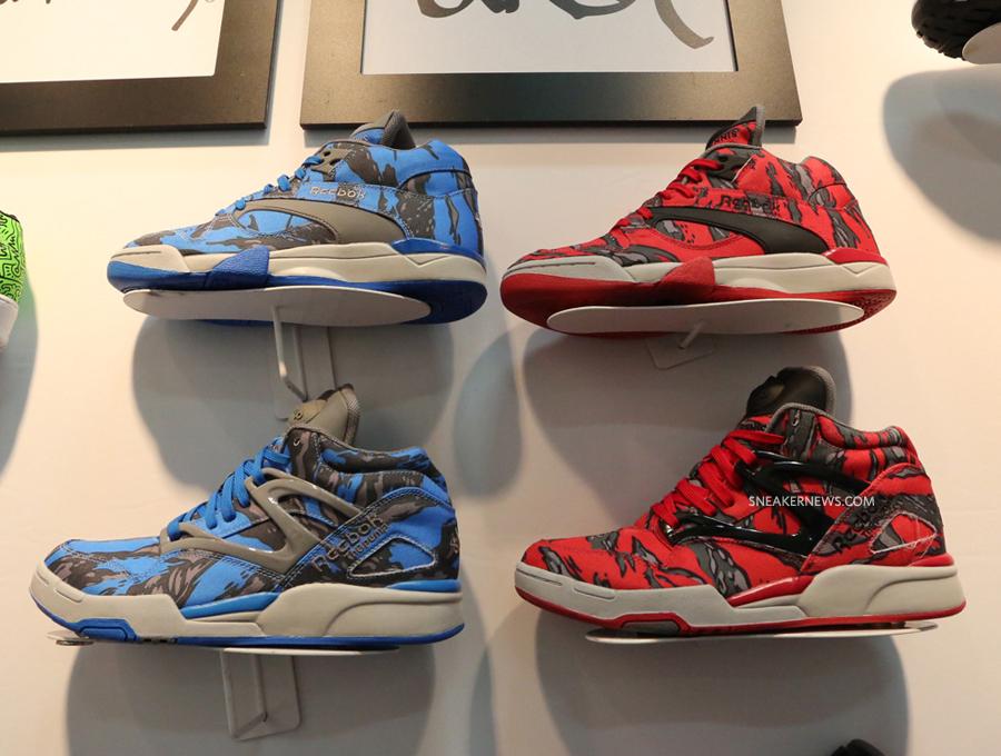 b3be6f776d9 Stash x Reebok Spring 2014 Camo Collection - SneakerNews.com